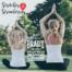 Family Yoga + Fresh Brad's Strawberries
