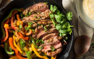 Brad's Angus Beef Fajita Recipe